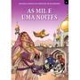 Clássicos Da Literatura Em Quadrinhos As Mil E Uma Noites