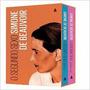 O Segundo Sexo Simone De Beauvoir Vol. Único Frete Gratis
