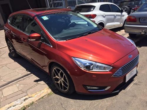 Ford Focus Titanium 2.0 16v(aut.) 5p (flex)  2018