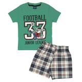 Conjunto Football TMX Kids&Teens