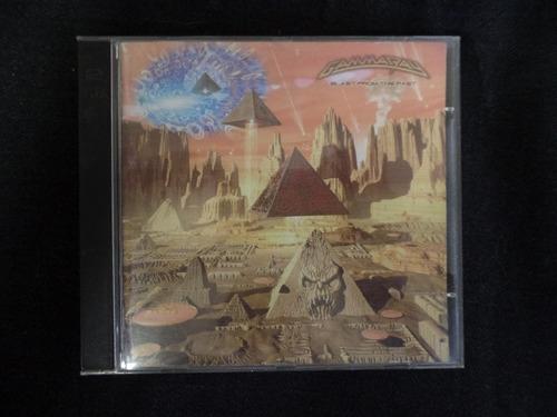 Gamma Ray - Blast From The Past - Cd Duplo Original