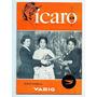 Antiga Revista Icaro Varig Ano 1 N° 4 Outubro De 1957