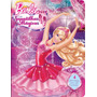 Livro Quebra cabeça: Barbie E As Sapatilhas Mágicas