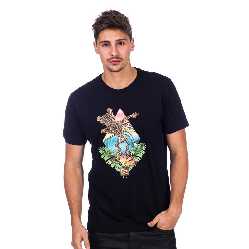 Camiseta Long Island MR Preta