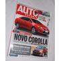 Revista Autoesporte Nº 569 Novo Corolla
