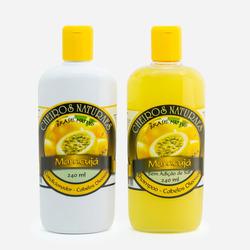 Kit Shampoo e Condicionador Maracuj&a...