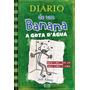 Livro Diário De Um Banana 3: A Gota Dágua Capa Dura