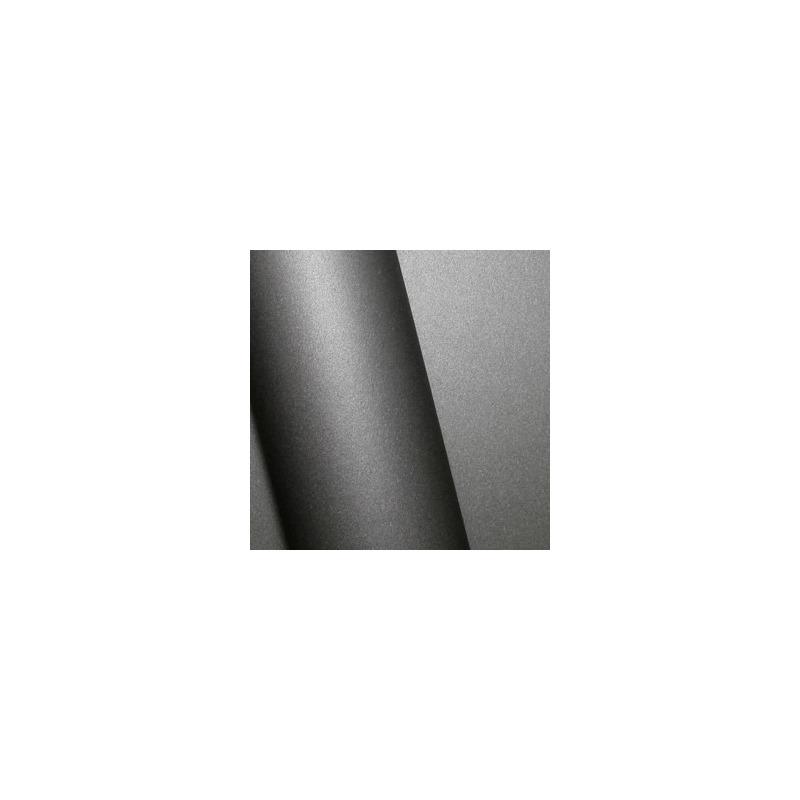 Adesivo para envelopamento automotivo jateado grafite larg. 1,38 m
