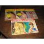Sexyman Lote Com 5 Edições Noblet Des Rodval Matias Ano 1985