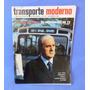 Revista Transporte Moderno 1973 Caminhão Trator Guindaste