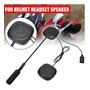 Fone De Ouvido Para Capacete Sem Fio Bluetooth