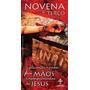 10 Un Folheto Novena Terço Mãos Ensanguentadas Jesus Atacado