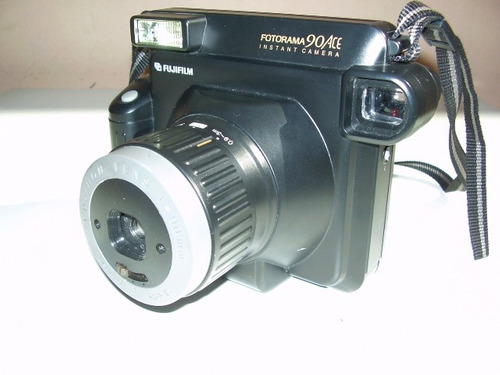 Antiga - Maquina Fotográfica Marca Fotorama 90ace Instant Original