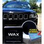Cera Cristalizadora Automotiva Carnauba Wax Color A Melhor