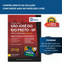 Apostila São José Rio Preto 2019 Agente Fiscal De Posturas