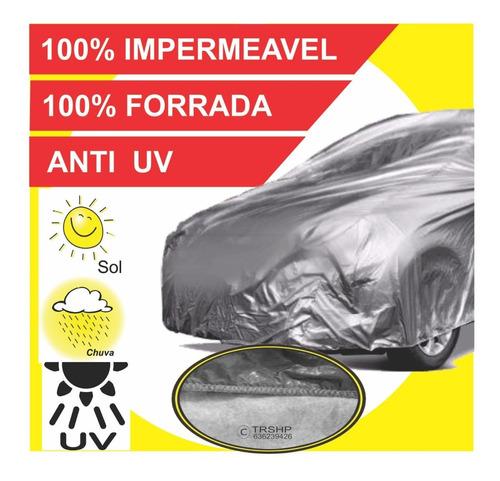 Capa De Chuva Para Carro Vw Fusca 1961 Anti Uv 100% Forrada Original