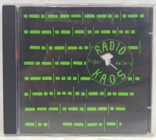 Roger Waters Radio K.a.o.s. Cd  Nacional  15 Original