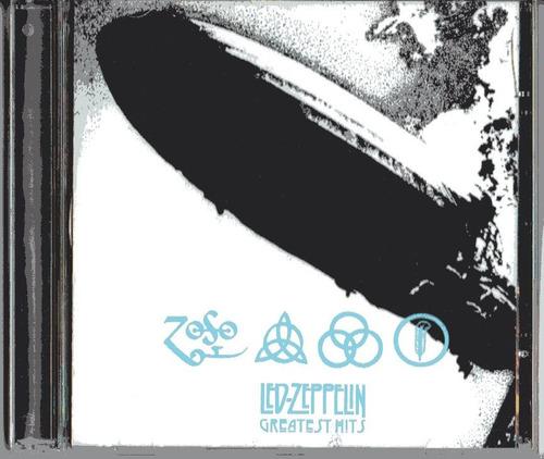 Cd Led Zeppelin - Greatest Hits - Novo E Lacrado