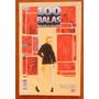 Revista 100 Balas Tiro Pela Culatra Pixel Vertigo Quadrinhos