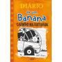 Livro Diário De Um Banana 9: Caindo Na Estrada Capa Dura