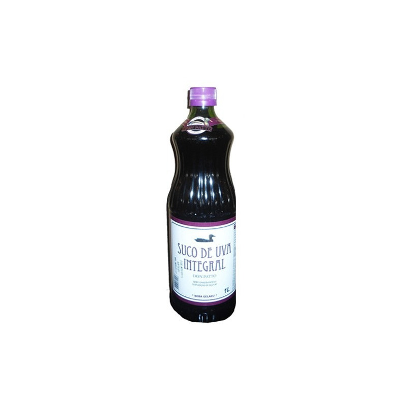 Suco de Uva Tinto 1L - Don Patto