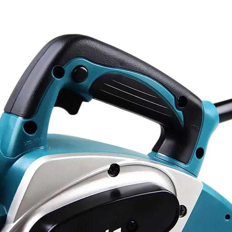 Kit Plaina 82mm 620W KP0800 + GRATIS Jogo de Faca para Plaina D-16346 - Makita - 110 Volts