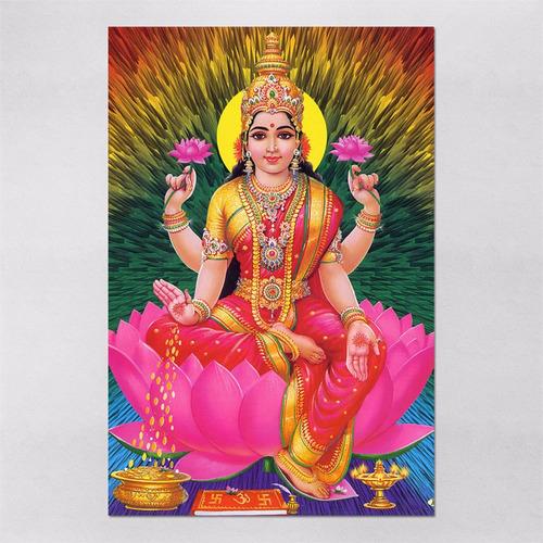Poster Gigante Religião Lakshimi 99