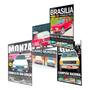 Monza Gol Chevette Brasília Guia Histórico Carros Nacionais