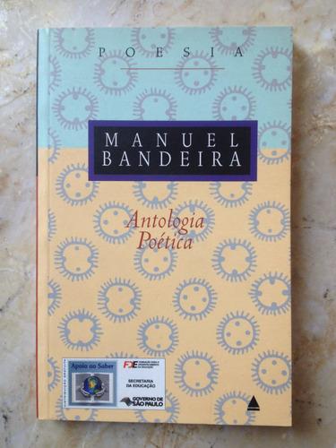 Livro: Antologia Poética - Manuel Bandeira Original