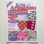Revista Arte E Artesanato Tapetes Floral Arranjos Bb445
