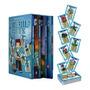 Box Trilogia Authenticgames 3 Volumes