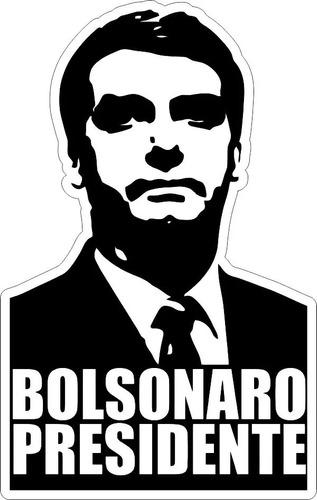 Adesivo Bolsonaro Presidente