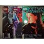 Lote X Men O Filme Magneto Wolverine Vampira Excelentes