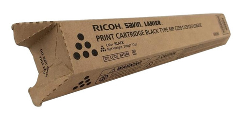 Toner Ricoh Mpc 2030 2050 2051 2551 () - Preto Original