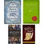 Kit Livros Harry Potter ( 4 Livros ) Animais Fantásticos 3