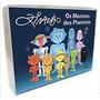 Livro Os Meninos Dos Planetas Maleta