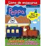 Livro Peppa Pig