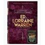 Livro Ed & Lorraine Warren Lugar Sombrio Lacrado