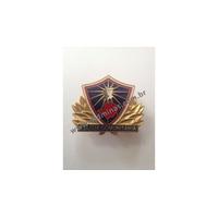 Distintivo de Metal Policia Comunitária II  - PMMG