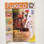 Revista Feito Á Mão Fuxico Arranjo De Flores Mochila Bb587
