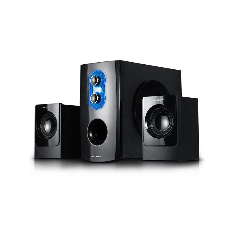 SPEAKER 2.1 SP-100BK C/FM/SD/USB C3T