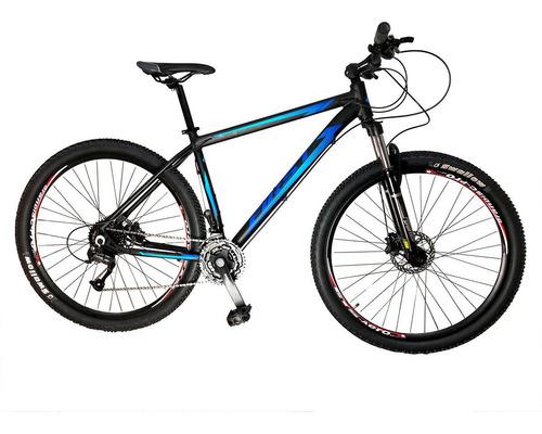 Bicicleta Aro 29 Altus 27 Marchas Garfo Trava First Smitt Original