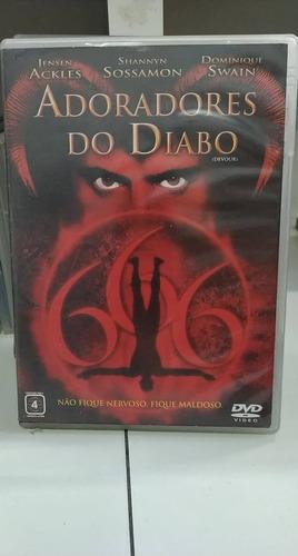 Adoradores Do Diabo -dvd Original