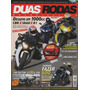 Duas Rodas N°396 Yamaha R1 Suzuki Gsx r Honda Cbr 1000rr Bmw