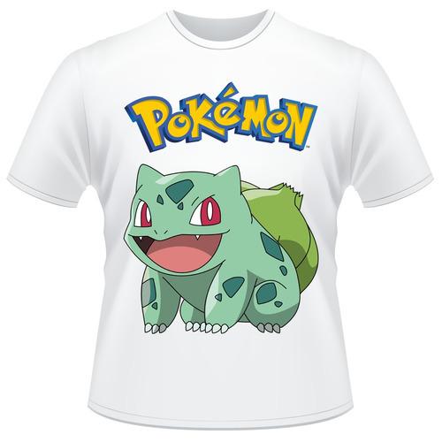 Camiseta Infantil Pokemon