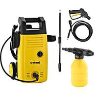 Kit Combo Lavadora de Alta Pressão 1400W HLX1102V + Kit Detergente ou Shampoo - Tekna - 220 Volts