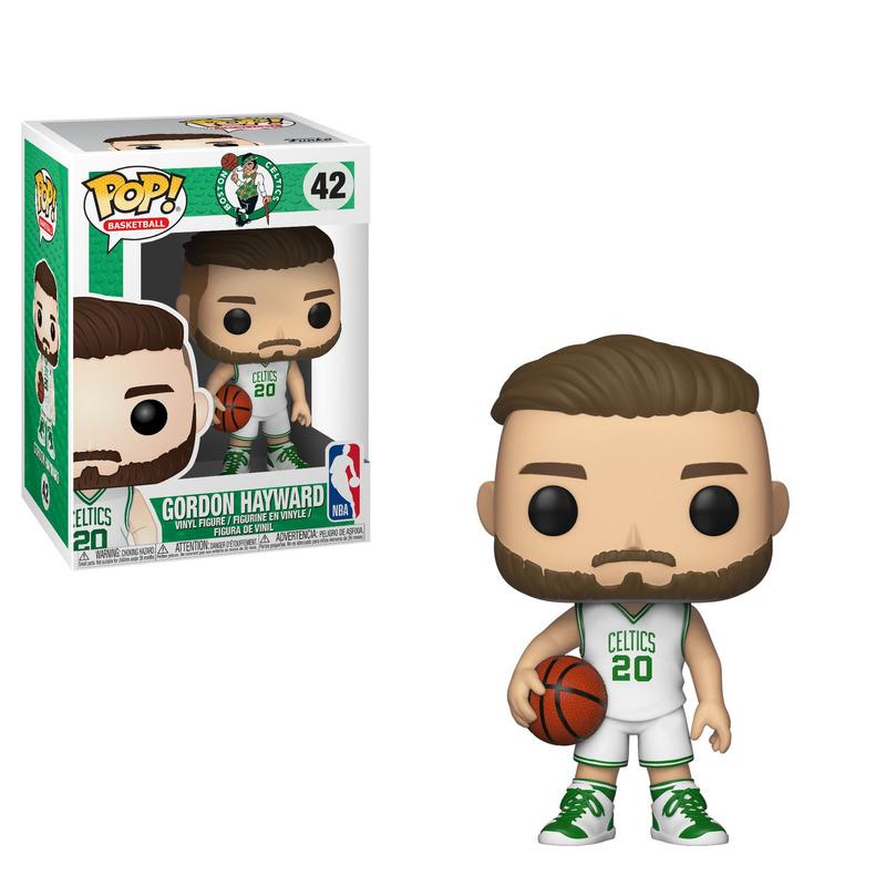 Gordon Hayward Pop Funko #42 - Boston Celtics - NBA