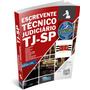 Apostila Escrevente Técnico Judiciário Tj Sp 2017