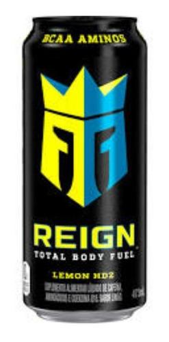 Bebida Energética Reign Body Fuel Lemon Hdz 473ml Original