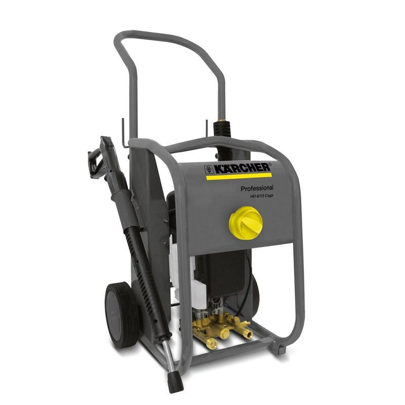 Lavadora HD 6/15 C. 200V 60Hz sem Carenagem-Karcher